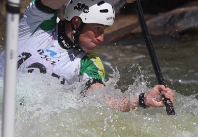Small SA contingent ready for Slalom Worlds