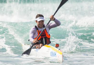 Large SA Surfski title charge led by Rice & McGregor