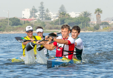 Birkett and Hattingh win thrilling K2 duel at SA Marathon Champs