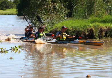 Cook & Lovemore take SA K2 crown at flooded Vaal Marathon