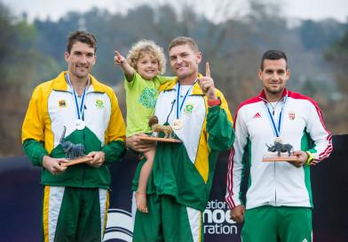 Team SA thrive at marathon worlds