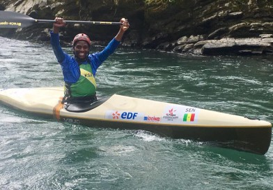 Makubo ready for Slalom & Wildwater Canoeing World Champs