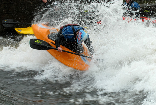 Canoe Freestyle